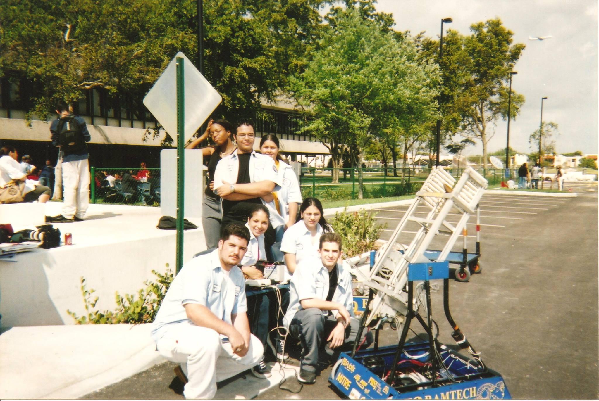 2000 Team Picture