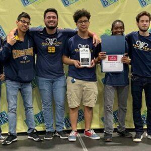 Team A: Mathew Vervuurt, Kemani Harris, Alexander Cardenas,  Oswaldo Godoy,  Ryan Victoria,  Alexis Cruz,  Sebastian Vervuurt